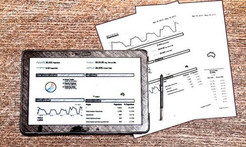 metrics dashboard example image
